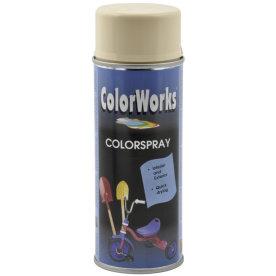 ColorWorks hobbyspray, lyselfenben