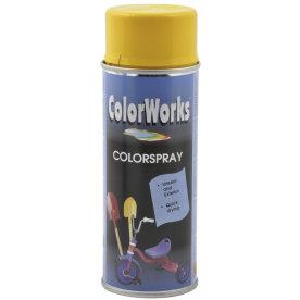 ColorWorks hobbyspray, rapsgul