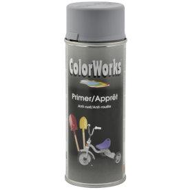 ColorWorks hobbyspray, grunder grå