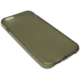 Sandberg iPhone 6 softcover, sort