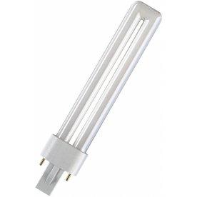 Osram Dulux S Kompakt lysstofrør 9W/830, G23