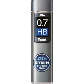 Pentel C277 stifter 0,7mm, HB, 40 stk