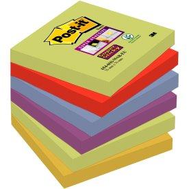 Post-it Super Sticky Notes 76 x 76mm, Marakesh