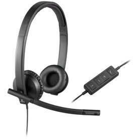 Logitech H570e USB stereo PC-headset