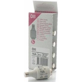E:ZO Diazed DZ2 Sikring, 16A, 5 stk.