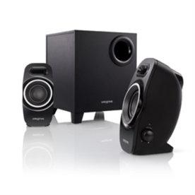 Creative A250 2.1 højttaler, sort