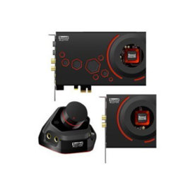 Creative Sound Blaster ZXR internt lydkort