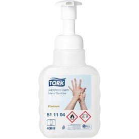 Tork S4 Premium Hånddesinficering Skum, 400 ml