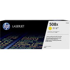HP 508X/CF362X Lasertoner, gul, 9500s.