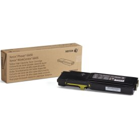 Xerox Phaser 106R02231 High gul toner 6000 s.