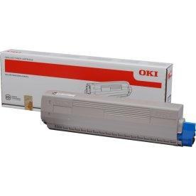 OKI 44844508 lasertoner, sort, 10.000s.