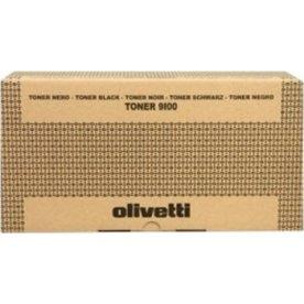 Olivetti B0266 lasertromle, sort, 18000s