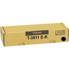 Toshiba 3511EK lasertoner, sort, 27000s