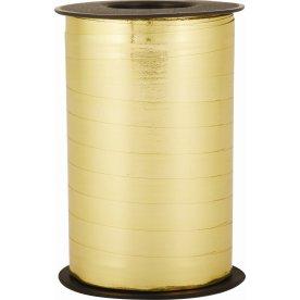 Gavebånd Metallic Guld 10 mm, 250 m