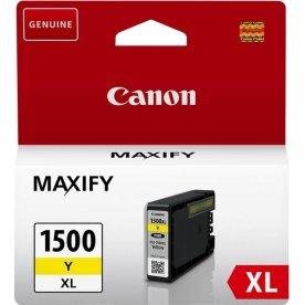 Canon PGI-1500XL blækpatron, gul, 935s.