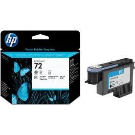 HP nr.72/C9380A printhoved, grå og foto sort