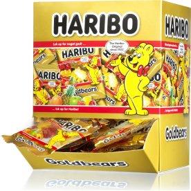 Haribo vingummibamser, 100 poser á 10 gr.
