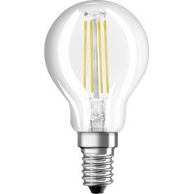 Osram Retro LED Kronepære klar E14, 4W=40W