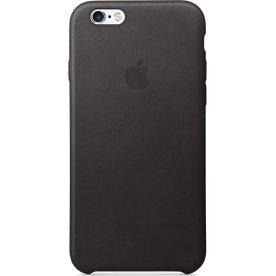 Apple iPhone 6s Leather Case, sort