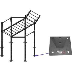 Titan Fitness Box Octagon Rig