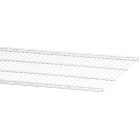 Elfa trådhylde 40, længde 607 mm, hvid