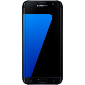 Samsung Galaxy S7 Edge smartphone, 32GB, 4G, Sort