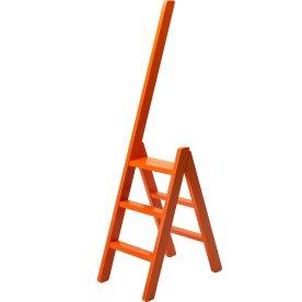 Hindevadgaard trappestige, orange