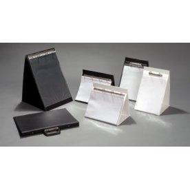 Flipover bordmodel A4 højformat, sort