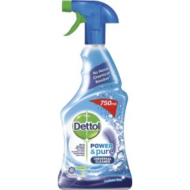 Dettol Power & Pure Universal rengøring, 750 ml