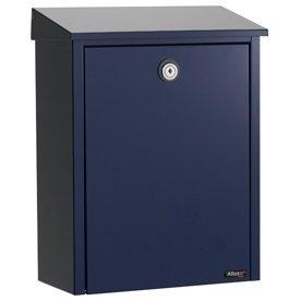 Allux 200 Postkasse, blå