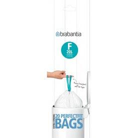 Brabantia Affaldspose F, 20 liter slim, 20 stk.