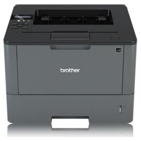 Brother HL-L5100DN Sort/hvid laserprinter