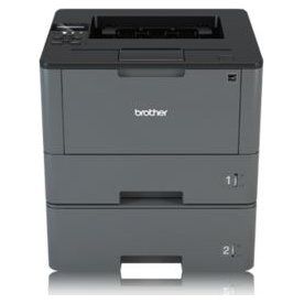 Brother HL-L5100DNT Sort/hvid laserprinter