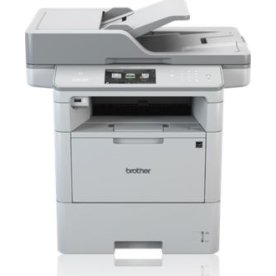 Brother DCP-L6600DW Sort/hvid AIO-laserprinter