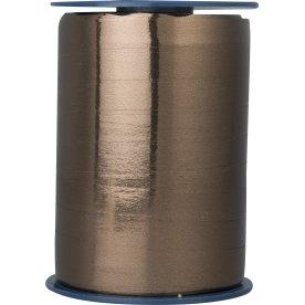 Gavebånd Metallic Brun 10 mm, 250 m