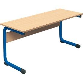Class dobbelt bord blå, size 3