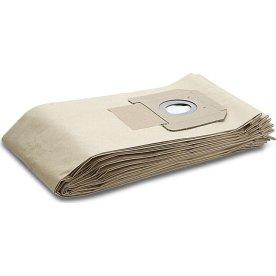 Kärcher papirstøvsugerposer t/NT tørsuger, 5 stk.