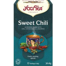 Yogi Tea Sweet Chili, 17 breve