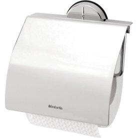 Brabantia Toiletrulleholder, blank stål