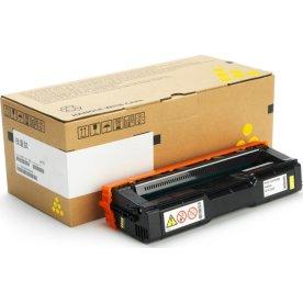 Ricoh 407534 lasertoner, gul, 4000 s.