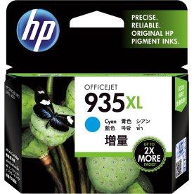 HP 935XL/C2P24AE blækpatron, blå, 825s.