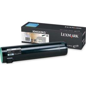 Lexmark X945X2KG toner sort 36000 sider