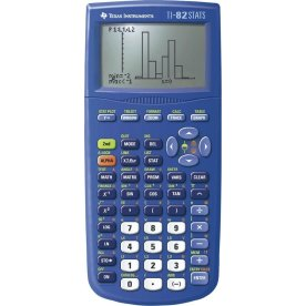 Texas Instruments TI-82 STATS lommeregner