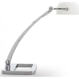 Ares bordlampe, krom