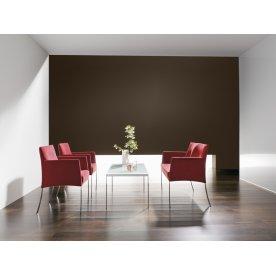 Florence sofa 3 pers. sort læder
