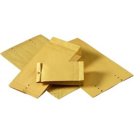 Bong Prøvepose 300 x 190 x 40mm, brun