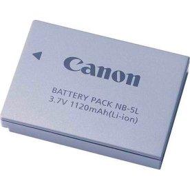 Canon NB-5L Kamerabatteri, Li-Ion, 1129mAh