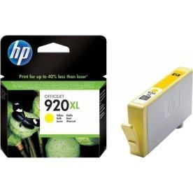 HP nr.920XL/CD974AE blækpatron, gul, 700s