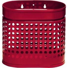 RMIG affaldsspand type 526U, rød