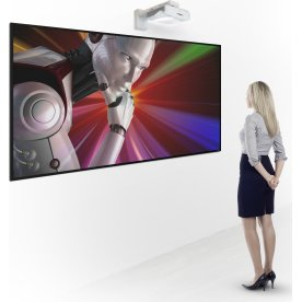 "dnp 100"" LaserPanel Touch"